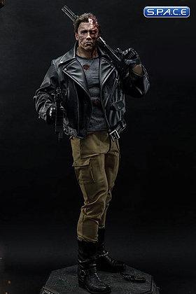 1/2 Scale T-800 Deluxe HD Museum Masterline Black Label Statue (Terminator) Prim
