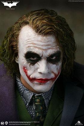 The Dark Knight Statue 1/4 Heath Ledger Joker Artists Edition 52 cm Statuen DC C