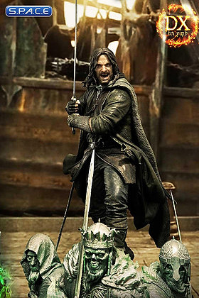 1/4 Scale Aragorn Deluxe Premium Masterline Statue (The Lord of the Rings)