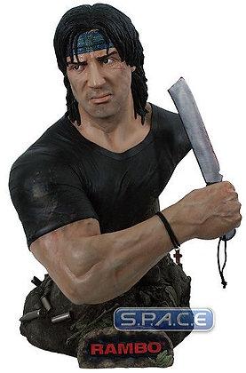 1:2 Scale Rambo Büste (Rambo IV)