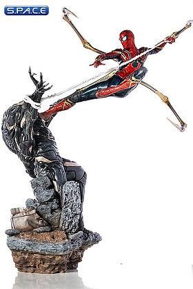 1/10 Scale Iron Spider vs. Outrider (Avengers: Endgame)