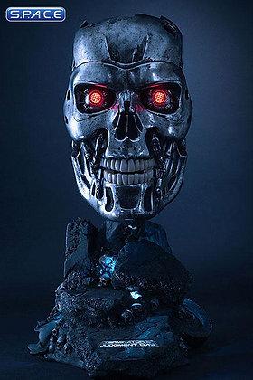 1:1 T-800 Endoskeleton Life-Size Art Mask (Terminator 2)