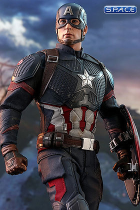 1/6 Scale Captain America (Avengers: Endgame)