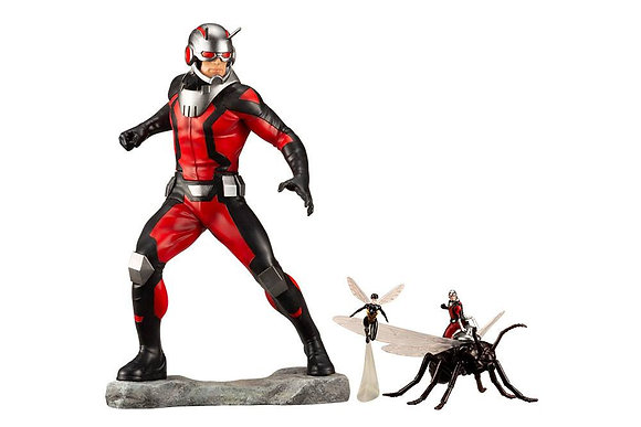 1/10 Scale Astonishing Ant-Man & Wasp ARTFX+ PVC Statue (Marvel)