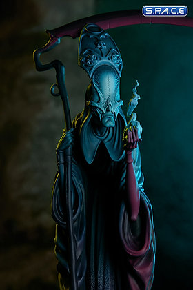 Death - The Curious Shepherd Statue (Court of the Dead)