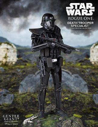1/8 Scale Death Trooper Specialist Collectors Gallery Statue (Ro
