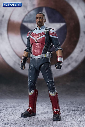 S.H.Figuarts Falcon (The Falcon and the Winter Soldier)