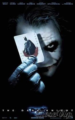 Batman Christopher Nolan Filmplakat Joker