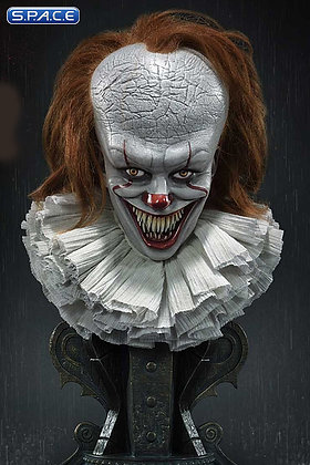 1/2 Scale Dominant 2017 Pennywise (Stephen King's It)