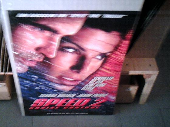 speed2 filmplakat