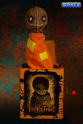 Sam Burst-A-Box Music Box (Trick 'r Treat)