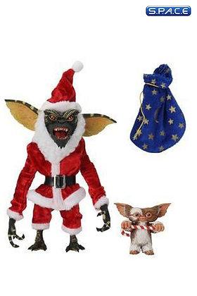 Santa Stripe & Gizmo 2-Pack (Gremlins)