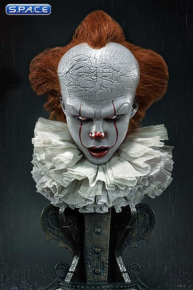 1/2 Scale Serious 2017 Pennywise (Stephen King's It)