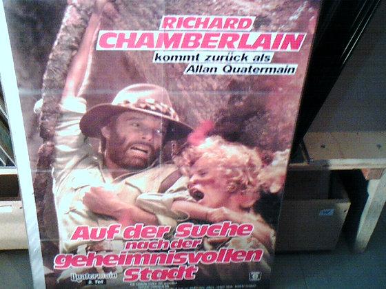 Der quaterman Filmplakat