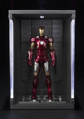 Iron Man Mark VII & Hall of Armor Set S.H. Figuarts (Iron Man 3)