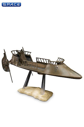 Jabba's Tatooine Skiff (Star Wars - The Black Series)