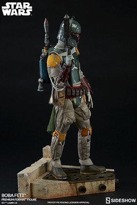 Boba Fett Premium Format Figure (Star Wars)