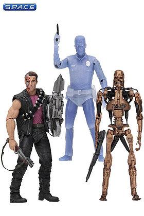 3er Komplettsatz: Terminator 2