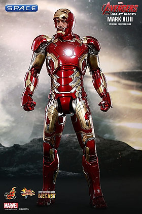 1/6 Scale Iron Man Mark XLIII MMS278 Diecast Series (Avengers: Age of Ultron)