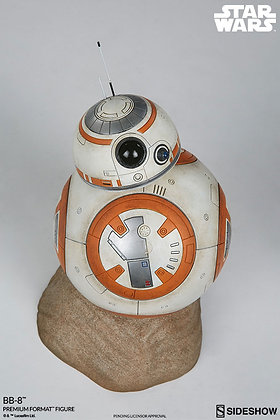 BB-8 Premium Format Figure (Star Wars: The Force Awakens)