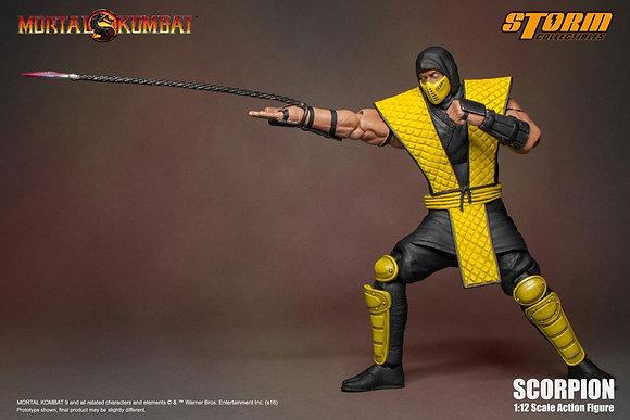1/12 Scale Scorpion (Mortal Kombat Klassic)