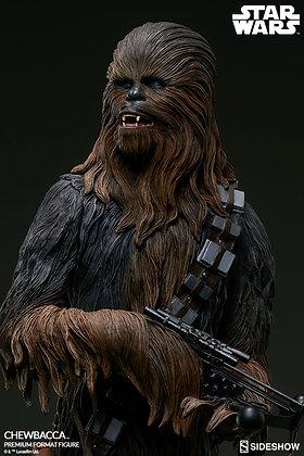 Chewbacca Premium Format Figure (Star Wars)