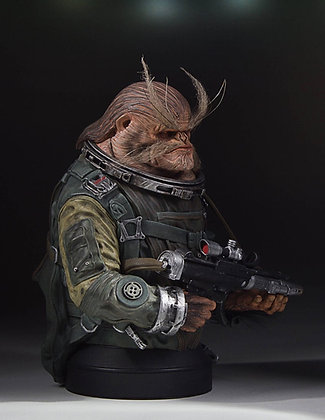 1/6 Scale Bistan Bust (Rogue One: A Star Wars Story)