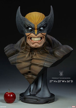 1:1 Wolverine Life-Size Bust (Marvel)