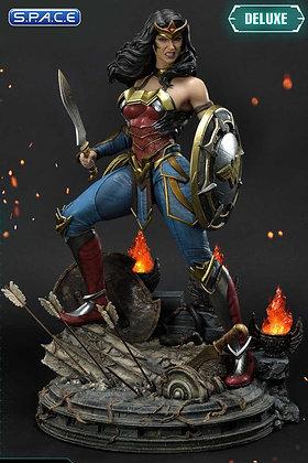 1/4 Scale Wonder Woman Deluxe Premium Masterline Statue (Injustice 2)