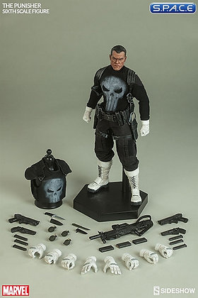 1/6 Scale The Punisher
