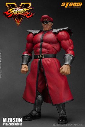 1/12 Scale M. Bison (Street Fighter V)