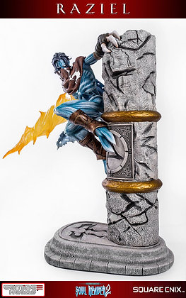 1/4 Scale Raziel Statue (The Legacy of Kain Soul Reaver 2)