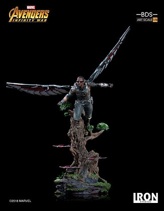 1/10 Scale Falcon Statue (Avengers: Infinity War)