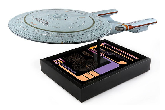 Star Trek Replik 1/1000 USS Enterprise NCC-1701-D