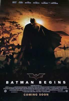 Batman Begins-(US-Advence)(Style B)