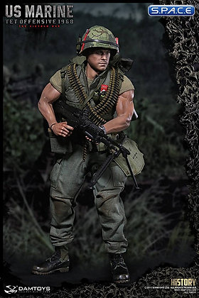1/6 Scale US Marine TET Offensive 1968