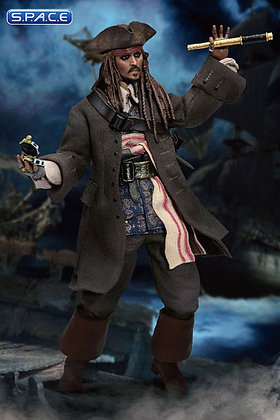 Jack Sparrow Dynamic 8ction Heroes (Pirates of the Caribbean)