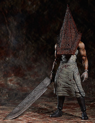 Red Pyramid Thing Figma (Silent Hill 2)