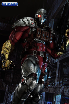 1/3 Scale Deadshot Museum Masterline Statue (DC Comics)