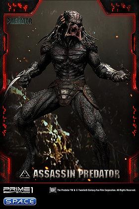 1/4 Scale Assassin Predator Premium Masterline Statue (The Predator) Prime 1 Stu