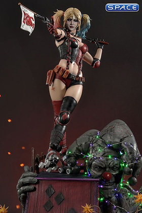 Harley Quinn Deluxe Statue (DC Comics)