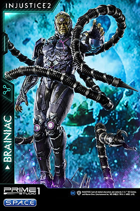 1/4 Scale Brainiac (Injustice 2)