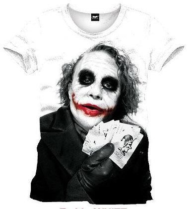 Batman T-Shirt Joker Poker