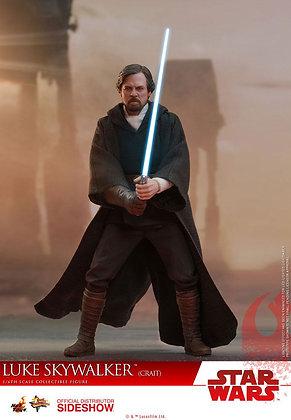 1/6 Scale Luke Skywalker Crait Movie Masterpiece MMS507 (Star Wars - The Last Je