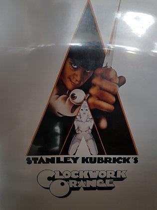 Clockwork Orange - Filmplakat