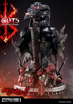 Berserker Armor Guts Exclusive