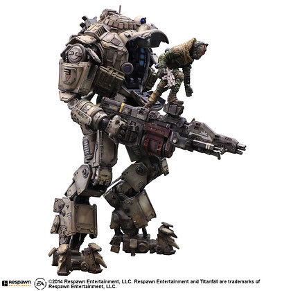 Atlas from Titanfall (Play Arts Kai)