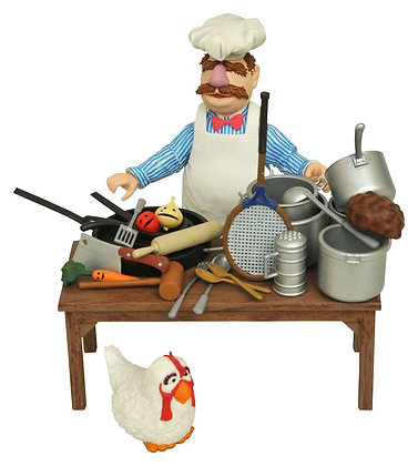 The Swedish Chef (The Muppets)