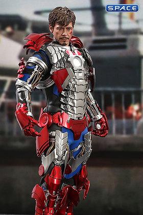 1/6 Scale Tony Stark Mark V Suit Up Version Movie Masterpiece MMS599 (Iron Man 2