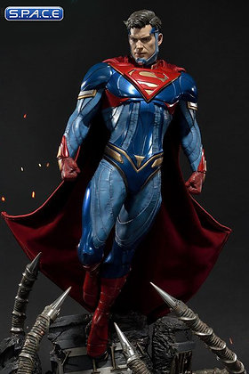 1/4 Scale Superman  (Injustice 2)